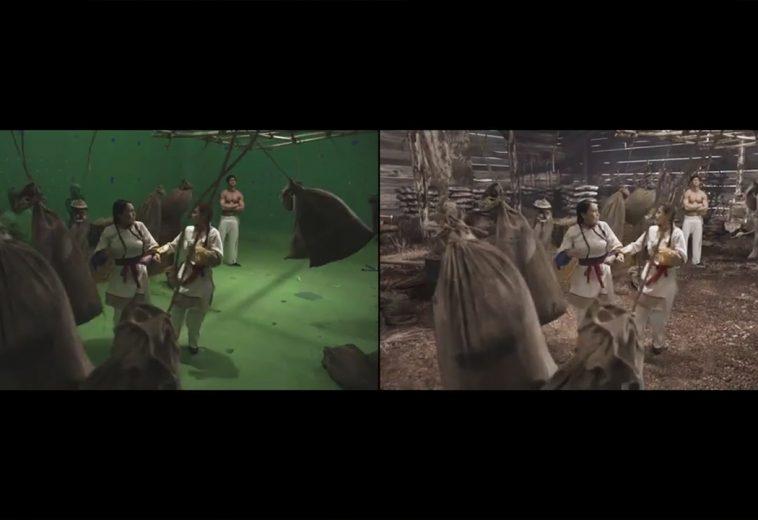 VFX Breakdown – Kung Fu Divas